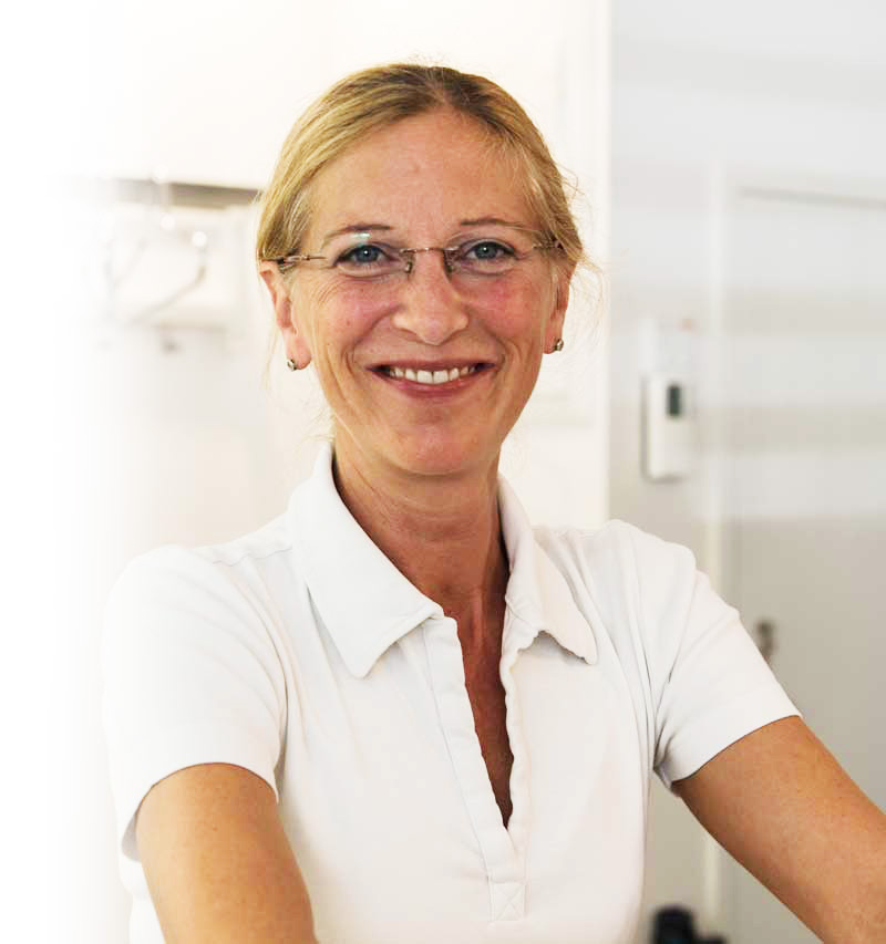 Dr. Dorothea Frommlet Teamphoto